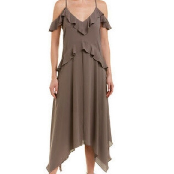 7df5376dc0de1 BCBGMaxAzria Dresses | Bcbgmaxaria Lissa Asymmetrical Slip Dress Cs ...